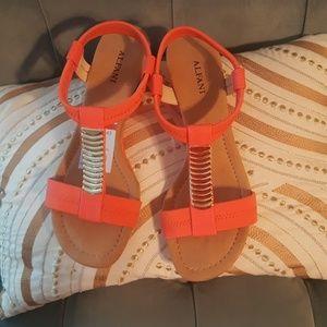 Women Alfani Sandals -Size 6